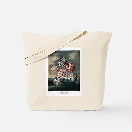 A Group og Carnations Tote Bag
