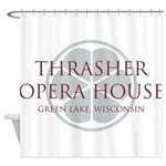 ThrasherLogoAllcolor1200px.png Shower Curtain