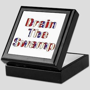 Drain The Swamp: Phase Two Keepsake Box