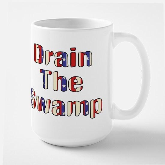 Drain The Swamp: Phase Two Large Mug