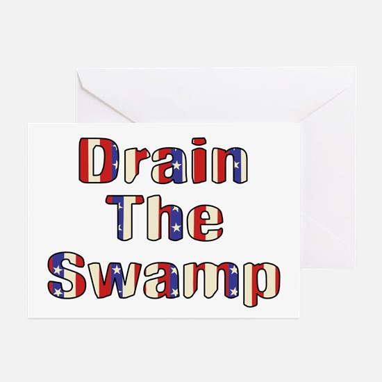 Drain The Swamp: Phase Two Greeting Cards (Package