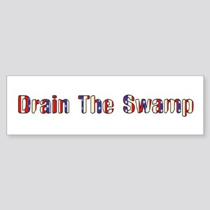 Drain The Swamp: Phase Two Bumper Sticker