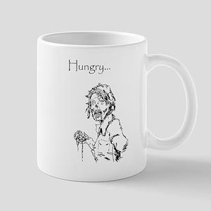 Hungry Zombie Mug
