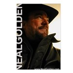 Neal Golden Postcards (Package of 8)