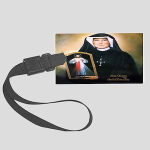 Saint Faustina Apostle of Divine Mercy Large Lugga