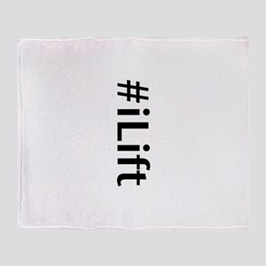 iLift Throw Blanket