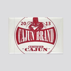 Cajun Brand Rectangle Magnet