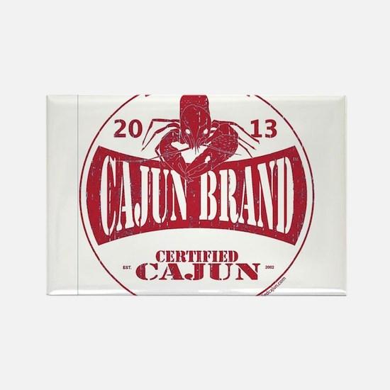 Cajun Brand Rectangle Magnet