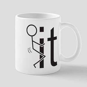 Stick...It, Humor Mug