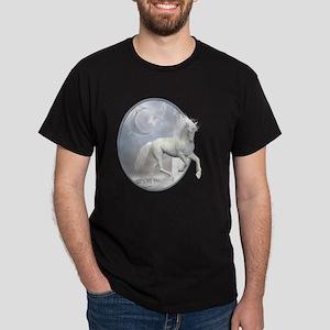 White Unicorn 2 Dark T-Shirt