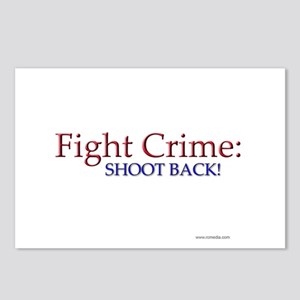 FightCrime Postcards (Package of 8)