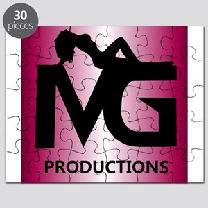 MEAN GIRLS PRODUCTIONS, LLC LOGO Puzzle