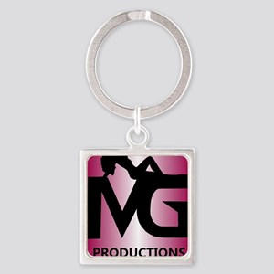 MEAN GIRLS PRODUCTIONS, LLC LOGO Keychains