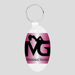 MEAN GIRLS PRODUCTIONS, LLC LOGO Keychains