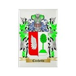Cicchetto Rectangle Magnet (100 pack)