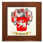 Cibrario Framed Tile