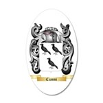 Cianni 20x12 Oval Wall Decal