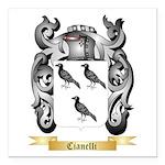 Cianelli Square Car Magnet 3