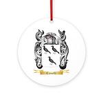 Cianelli Ornament (Round)