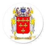 Chwedkowski Round Car Magnet