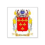 Chwedko Square Sticker 3