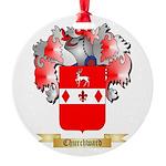 Churchward Round Ornament