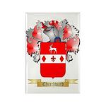 Churchward Rectangle Magnet (100 pack)