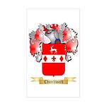 Churchward Sticker (Rectangle)