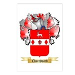 Churchward Postcards (Package of 8)