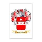 Churchward Mini Poster Print