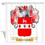 Churchward Shower Curtain