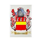 Churchus Rectangle Magnet (100 pack)