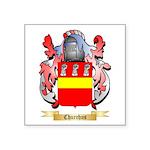 Churchus Square Sticker 3