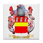 Churchus Tile Coaster