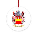 Churchus Ornament (Round)