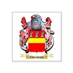 Churchouse Square Sticker 3