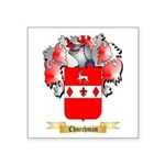 Churchman Square Sticker 3