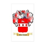 Churchman Sticker (Rectangle)