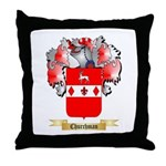 Churchman Throw Pillow