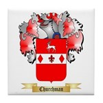 Churchman Tile Coaster
