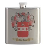 Churchman Flask