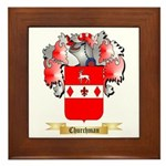 Churchman Framed Tile