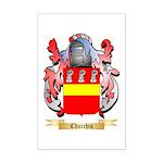 Churchis Mini Poster Print
