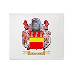 Churchis Throw Blanket