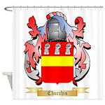 Churchis Shower Curtain