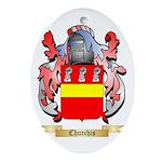 Churchis Ornament (Oval)