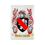 Churchill Rectangle Magnet (10 pack)