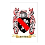 Churchill Postcards (Package of 8)