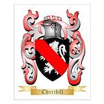 Churchill Small Poster