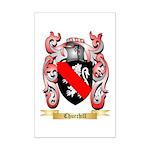 Churchill Mini Poster Print
